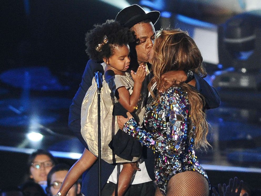 Beyonce and Jay-Z married