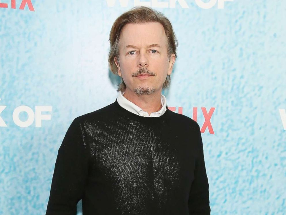 PHOTO: David Spade attends the World Premiere of the Netflix film The Week Of at AMC Loews Lincoln Square 13 on April 23, 2018 in New York City.