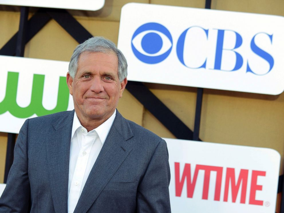 In this July 29, 2013 file photo, Les Moonves arrives at the CBS, CW and Showtime TCA party at The Beverly Hilton in Beverly Hills, Calif.