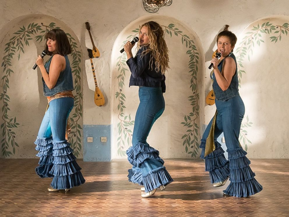 St Trailer For Mamma Mia Here We Go Again Released Abc News