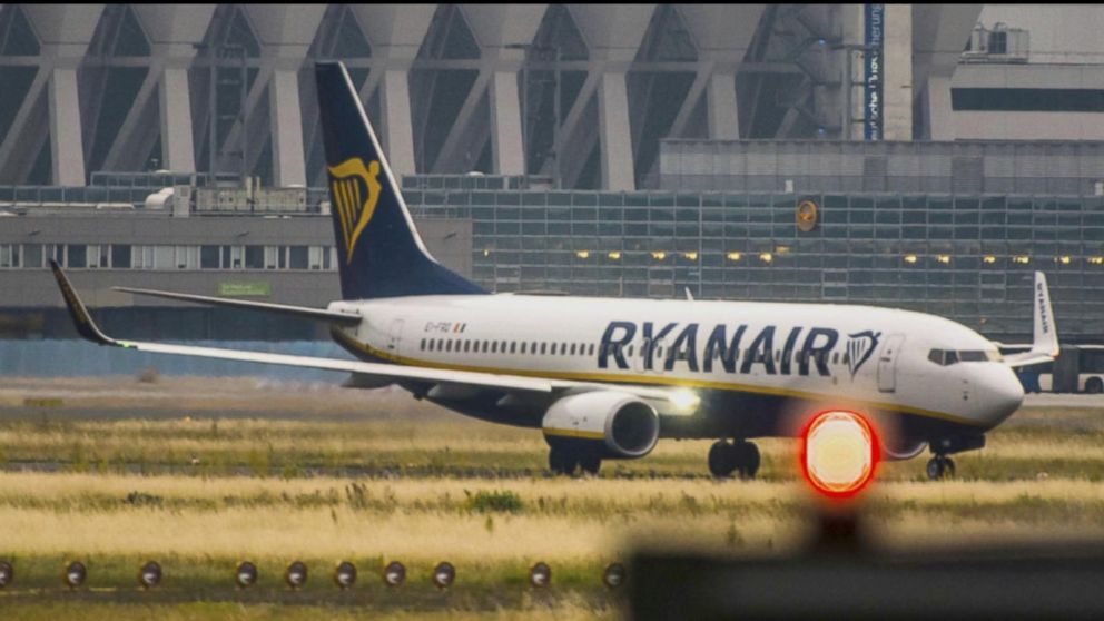 WATCH:  Passengers injured as flight forced to make emergency landing
