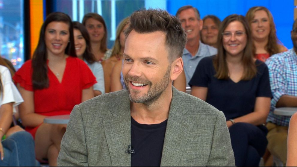 WATCH:  Joel McHale opens up about his new Netflix series