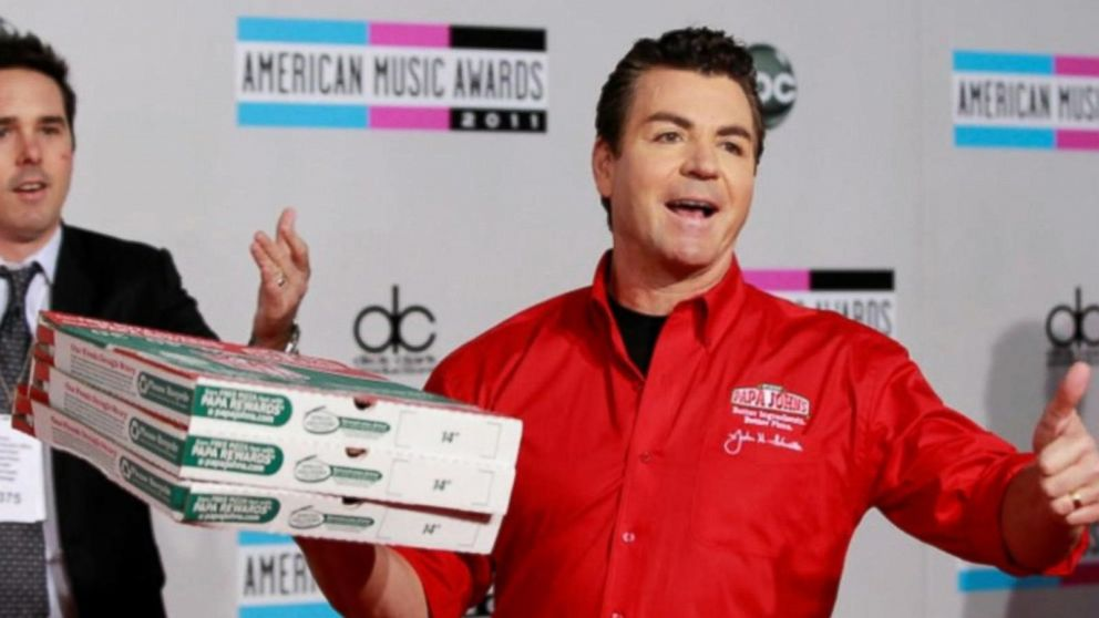 WATCH:  Papa John's founder accused of sexual harassment