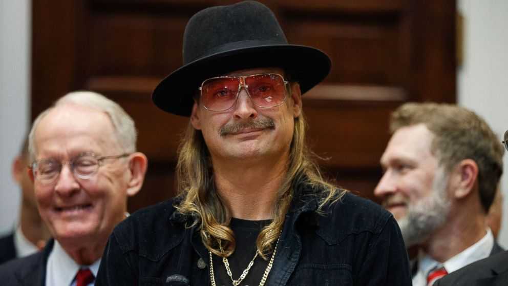 Jimmy Kimmel pretended Kid Rock won a Senate seat and people believed it