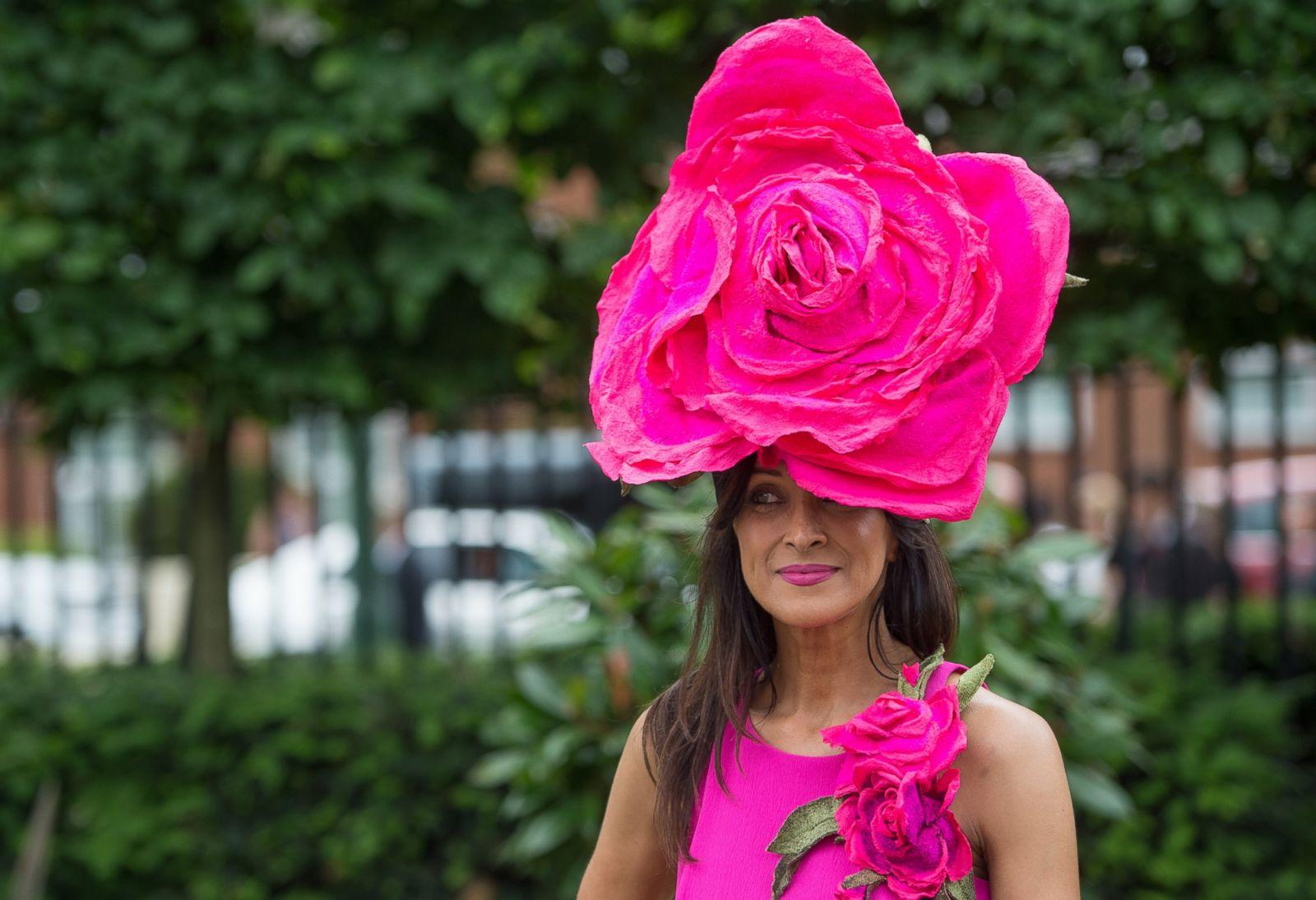 Royal Ascot day 2 fashion