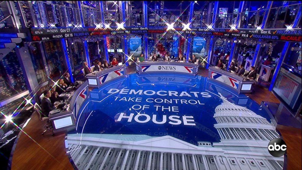 WATCH:  Democrats take control of the House