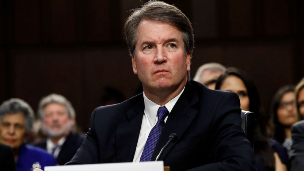 2nd woman accuses Brett Kavanaugh of sexual misconduct: Report