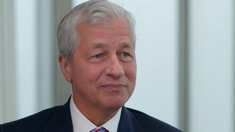 WATCH:  JPMorgan Chase CEO says he's not running for president but 'never say never'