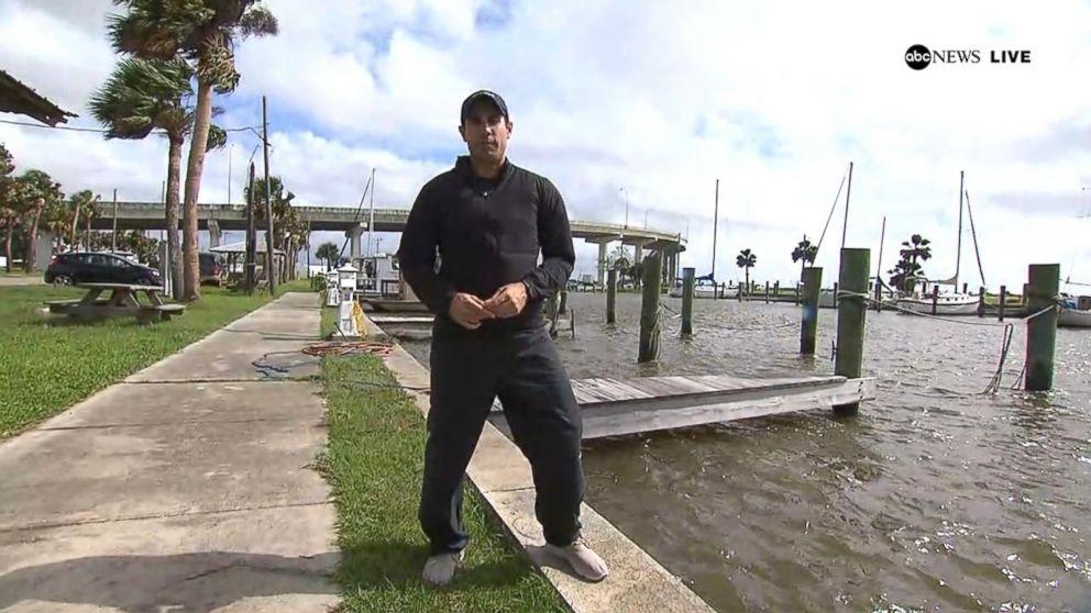 WATCH:  Hurricane Michael heads for Florida