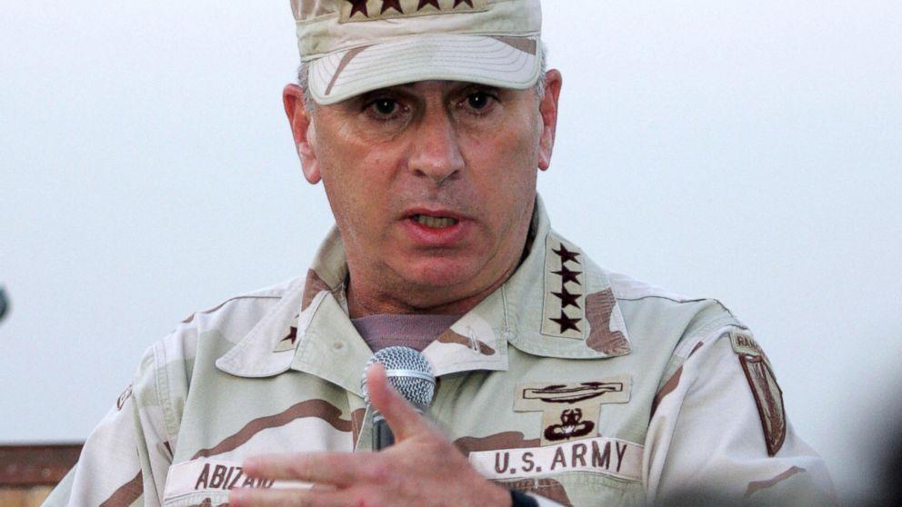 Former CENTCOM commander tapped to be Saudi ambassador