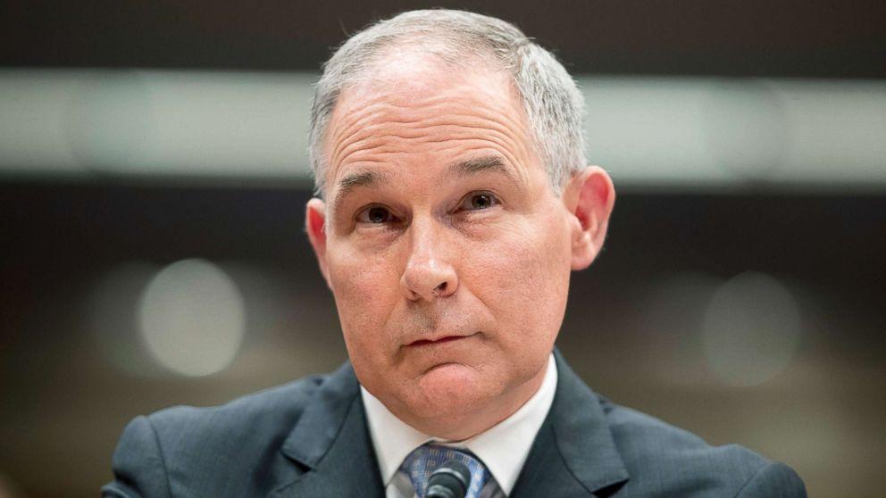 'Start Here': EPA director Scott Pruitt resigns amid multiple controversies