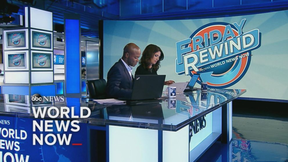 WATCH:  Friday Rewind: Hurricane Michael makes landfall