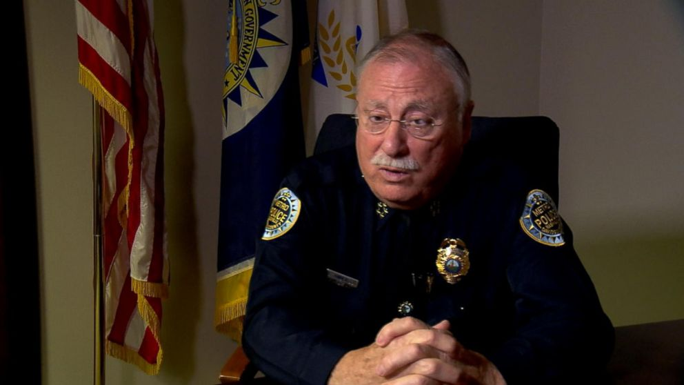 WATCH:  Nashville police chief: Video of man's shooting released too early