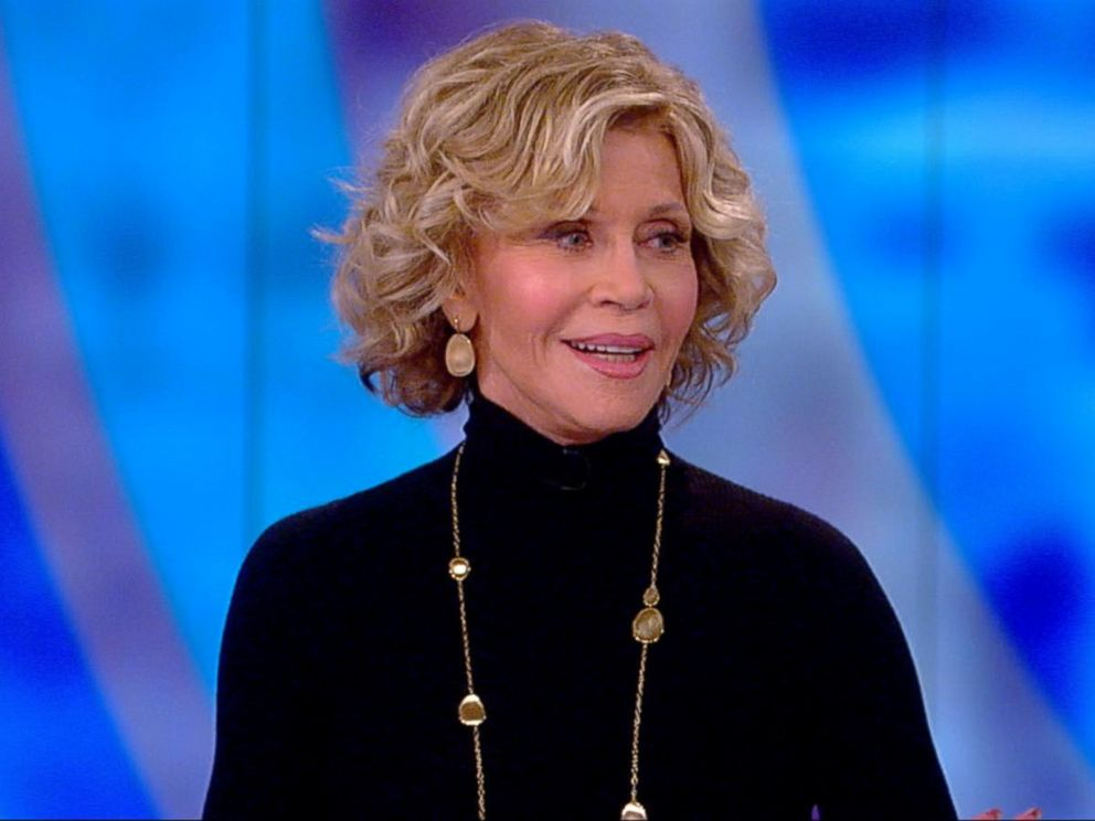 VIDEO: Jane Fonda on why she believes we should love Trump