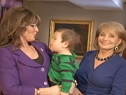 VIDEO: Palin on having son with Down Syndrome.