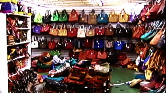 ecd58623fe27 Superfakes  The Next Generation of Fake Bags Video - ABC News