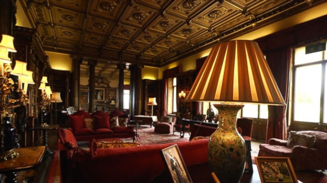 Inside The Real Life Castle From Downton Abbey Video