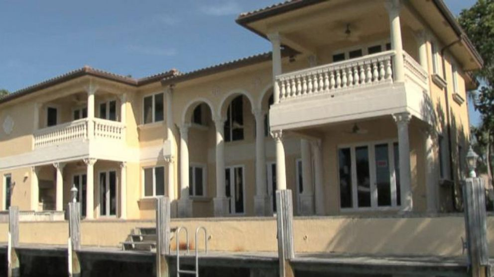 Squatter Takes Over $2 7M Florida Mansion