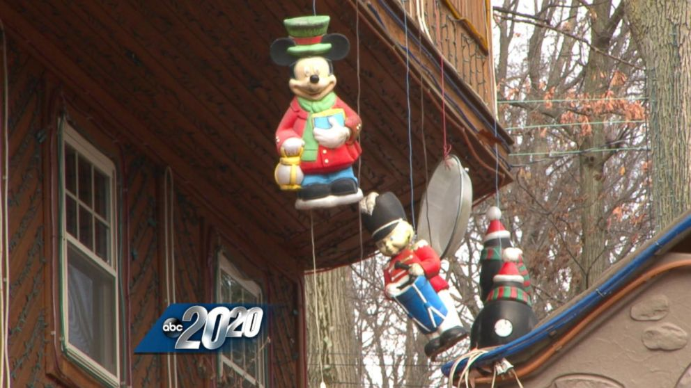 How One Man Is Terrorizing Neighbors With a Hostile Holiday