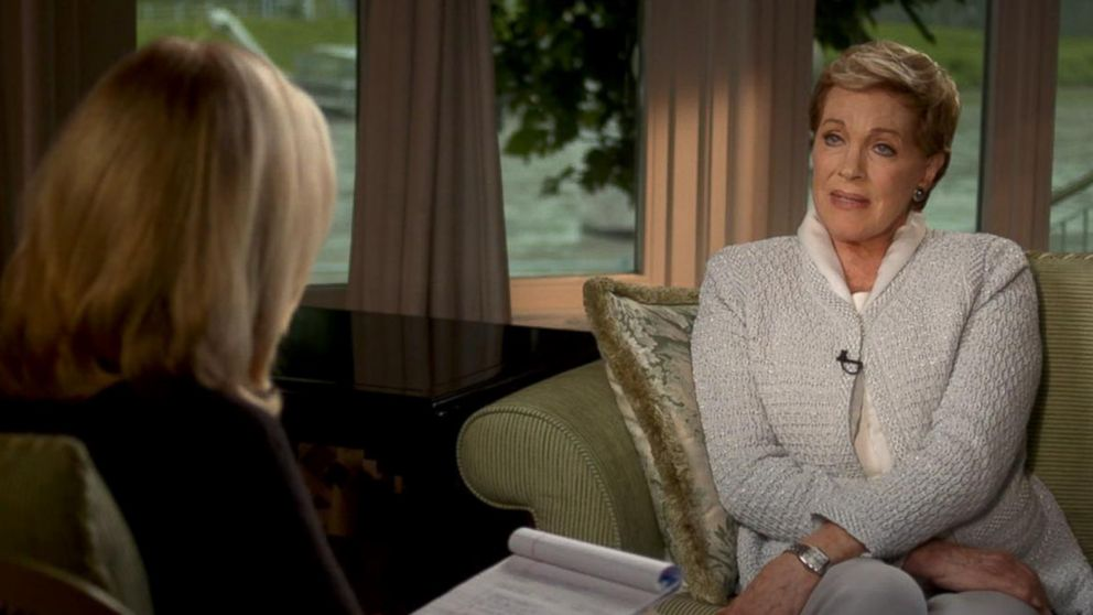 Julie Andrews' Struggle With Losing Her Singing Voice: Part 5