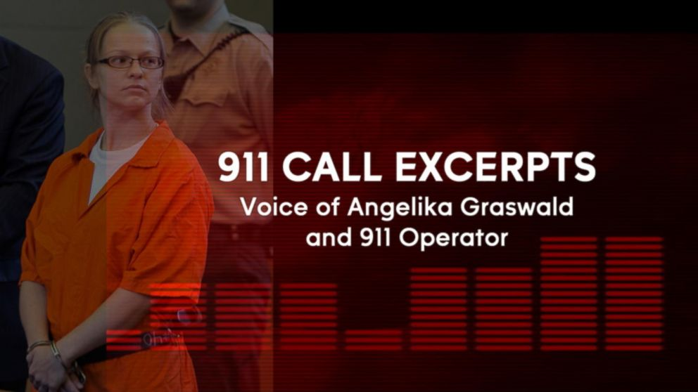 VIDEO: Listen to a portion of the 911 call Angelika Graswald made on the day her fiance Vincent Viafore drowned.