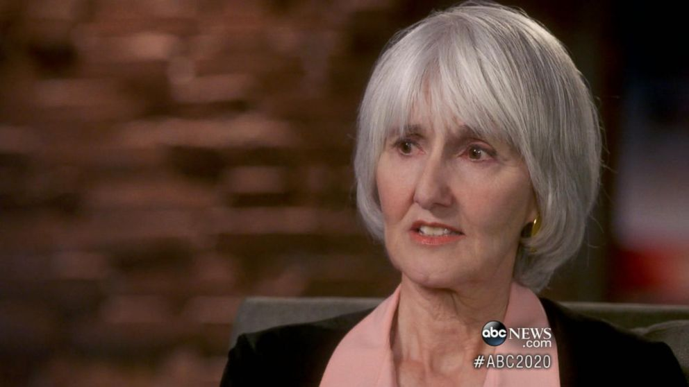 Columbine killer's mother Sue Klebold on relationship with