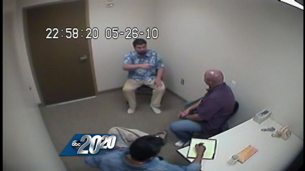 VIDEO: California Theater Actor Interrogated By Police in Death of College Student