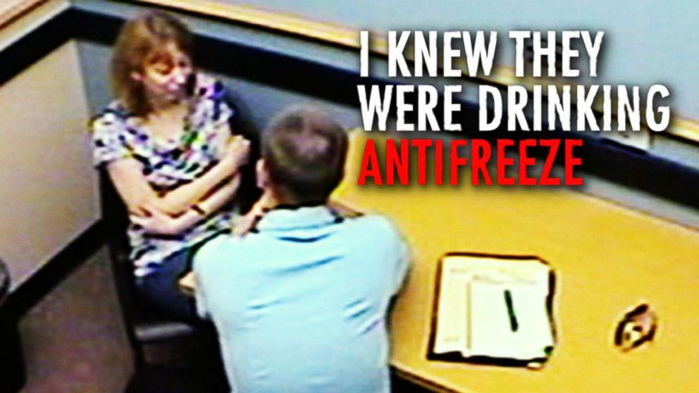 Mom Admits to Poisoning Family With Anti-Freeze: Part 3