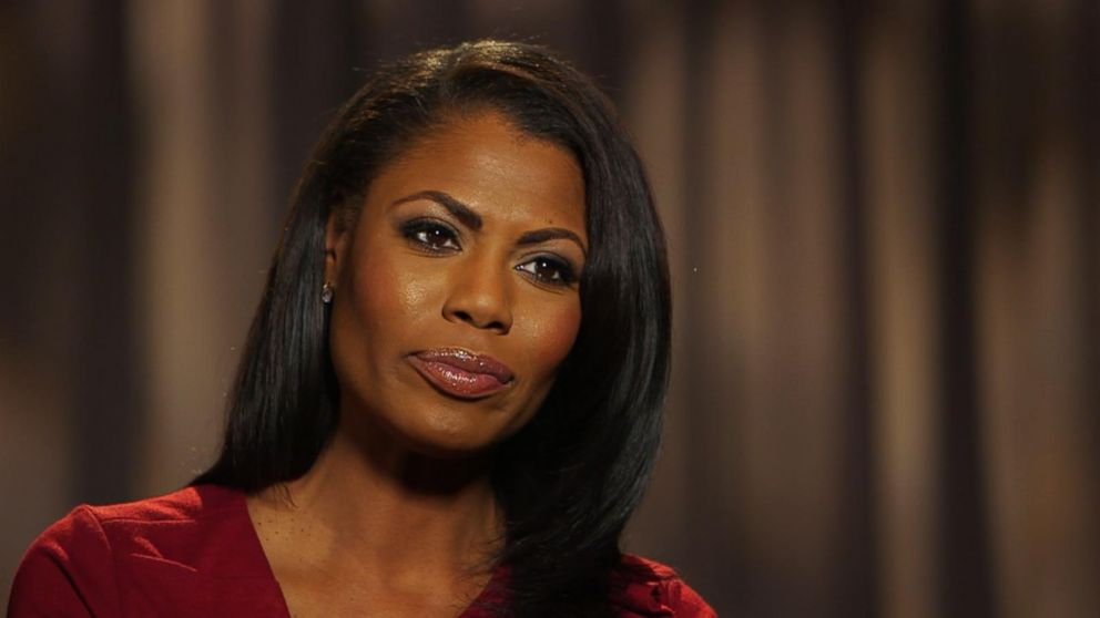 VIDEO: Trump Supporter Omarosa Manigault Explains Bow Down to President Trump Comment