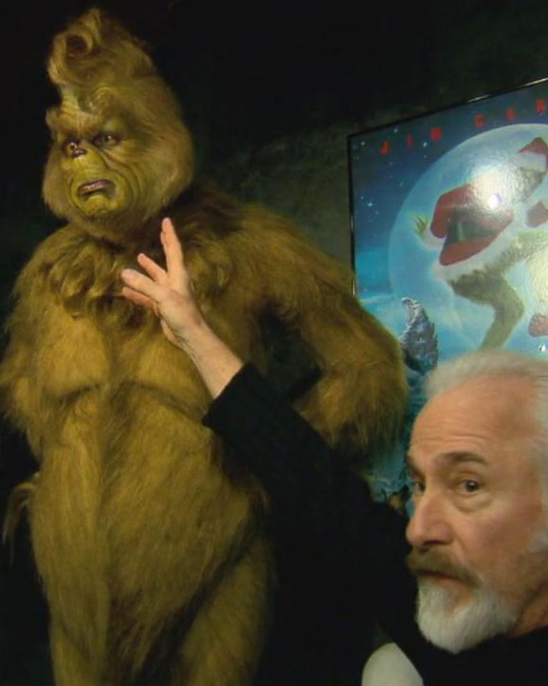 VIDEO: Why Jim Carrey almost quit \'Dr. Seuss\' How the Grinch Stole ...