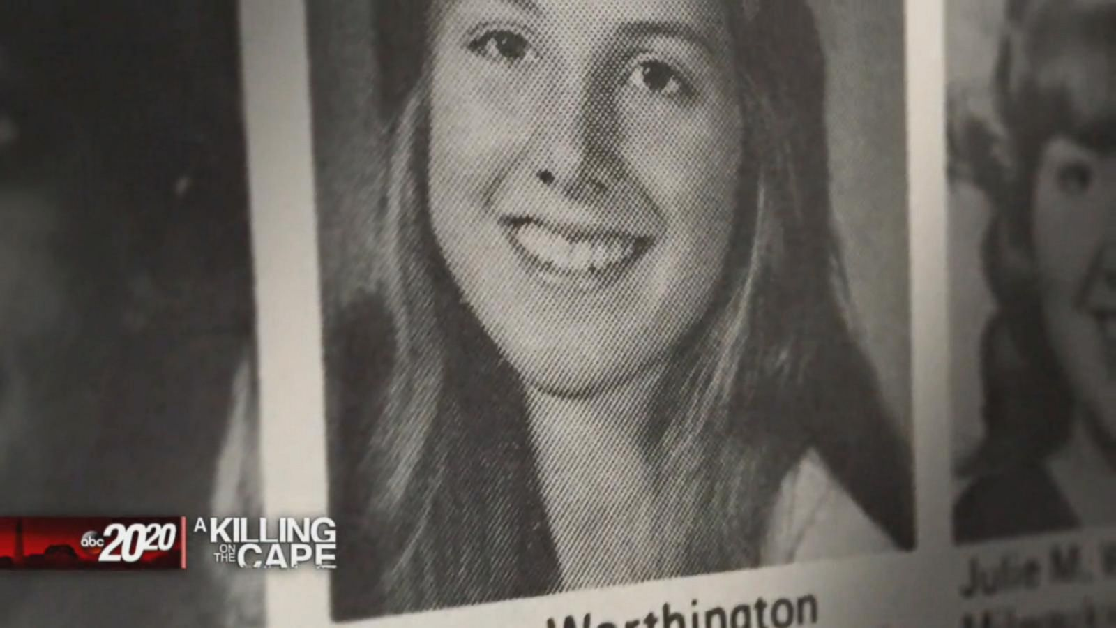 A Killing on the Cape': The Murder of Christa Worthington -- Episode
