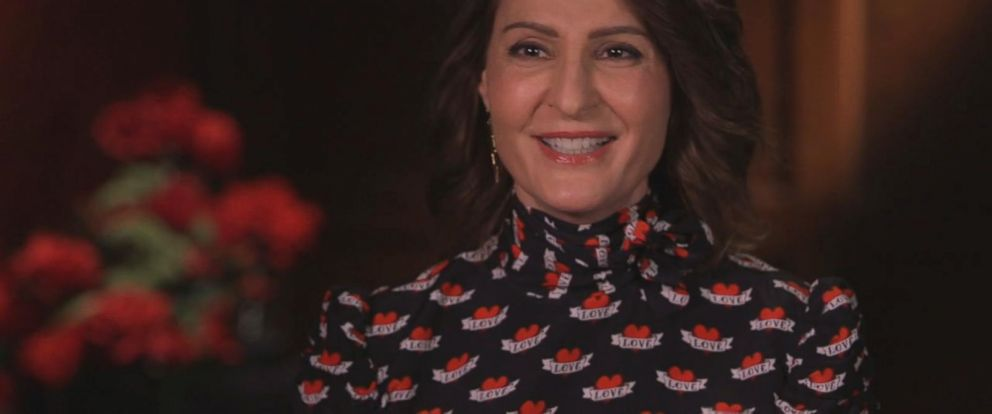 VIDEO: My Big Fat Greek Wedding star on her moms hilarious reaction to headset scene