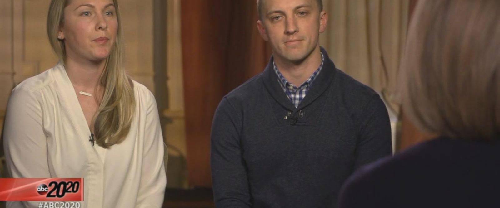 VIDEO: Couple in so-called 'Gone Girl' case believe there are co-conspirators out there