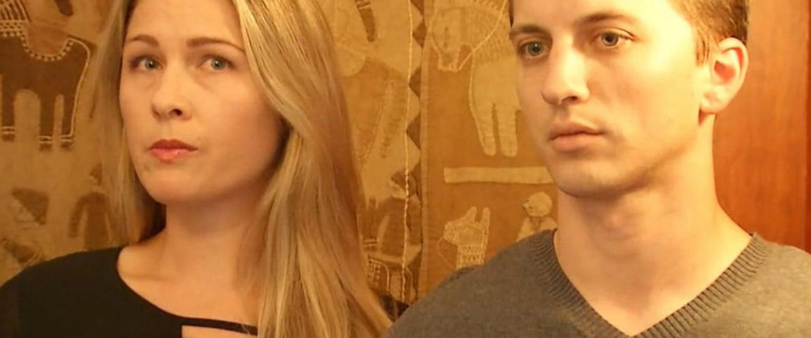 VIDEO: Couple in so-called 'Gone Girl' case convinced more suspects still out there: Part 6
