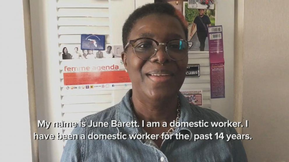 VIDEO: Why this domestic worker is speaking out about sexual harassment