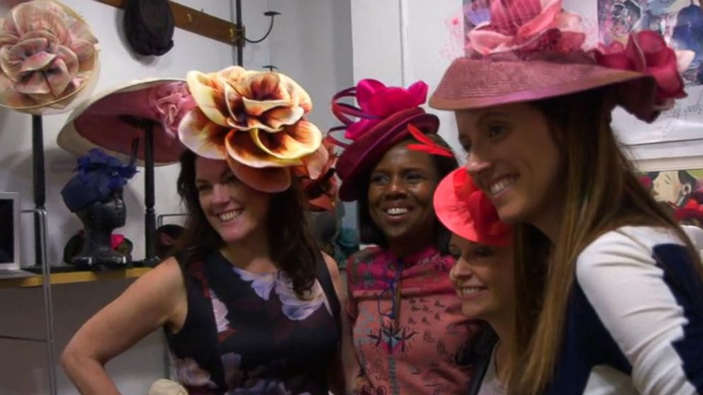 cfa70314 What the fascinator?! Why guests at the royal wedding wear hats ...