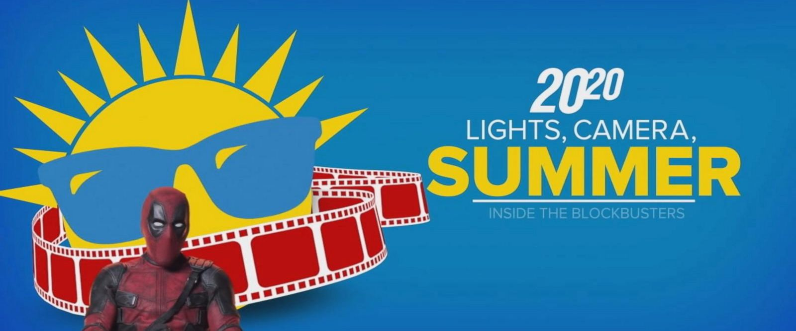 VIDEO: 'Lights, Camera, Summer: Inside the Blockbusters' Airs Wednesday at 10/9c on ABC