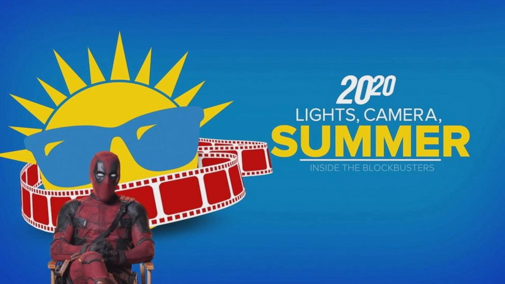 Summer Blockbusters 2020.Lights Camera Summer Inside The Blockbusters Airs Tonight At 10 9c On Abc