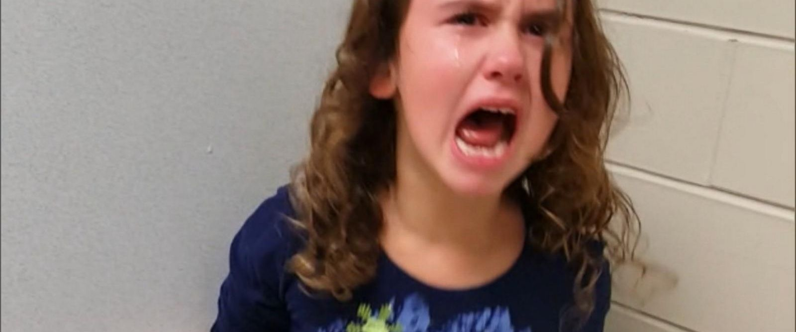 VIDEO: Parents fear for young daughter's safety as her behavior changes dramatically: Part 1