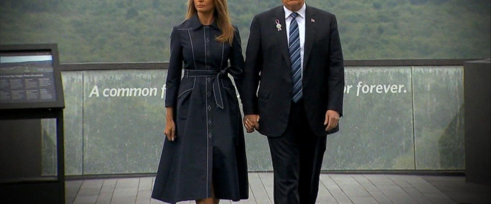 VIDEO: Being Melania - The First Lady Part 1: Melania Trump on becoming the first lady