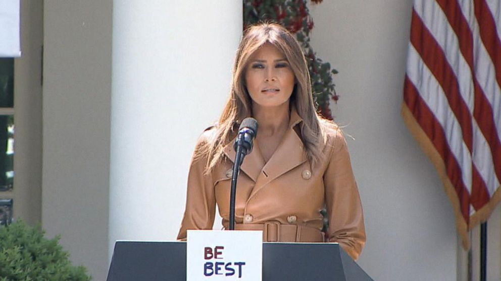 VIDEO: The First Lady Part 2: Melania Trump on her husbands tweets