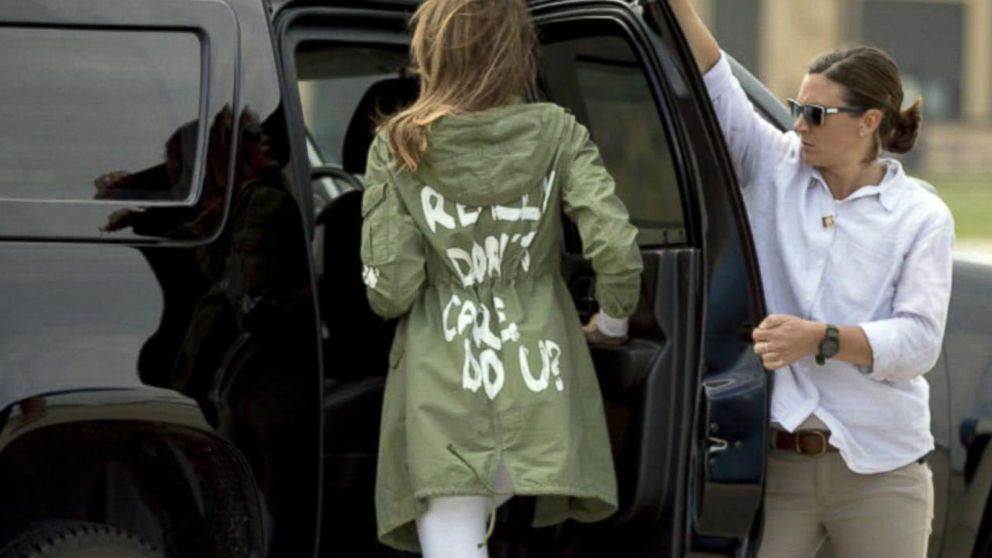 VIDEO: Being Melania - The First Lady Part 3: Melania Trump on immigration, the jacket