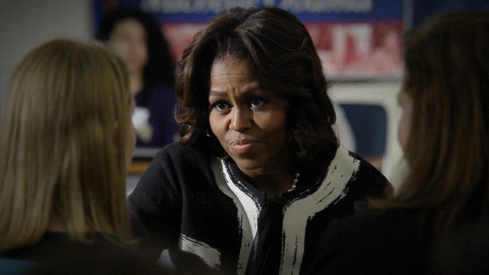 VIDEO: Michelle Obama reflects on what she wants her legacy to be: Part 6