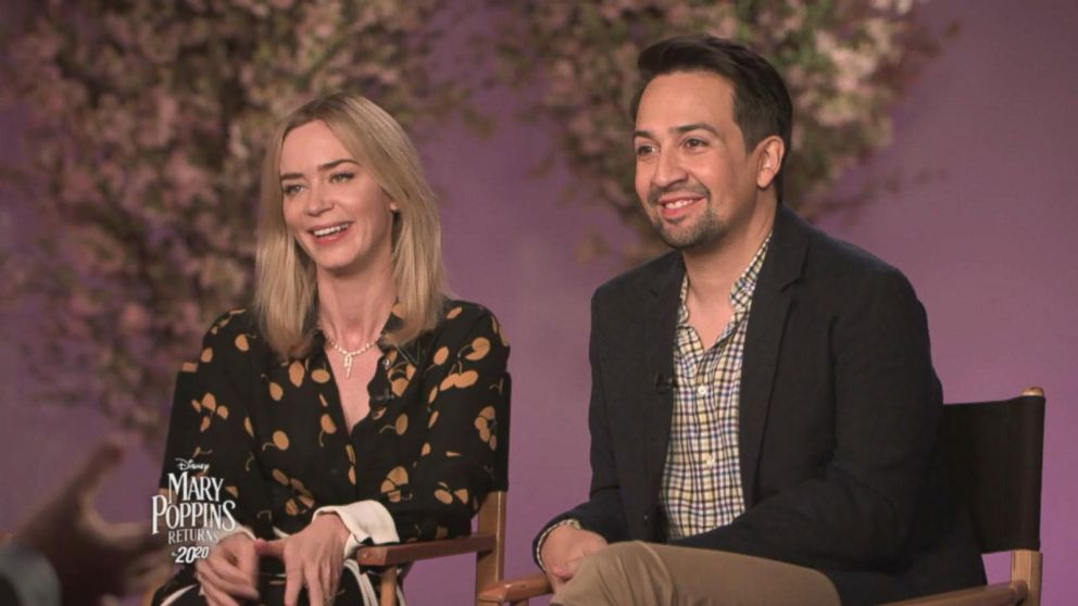 VIDEO: Mary Poppins Returns star Emily Blunt shares hilarious on-set moment