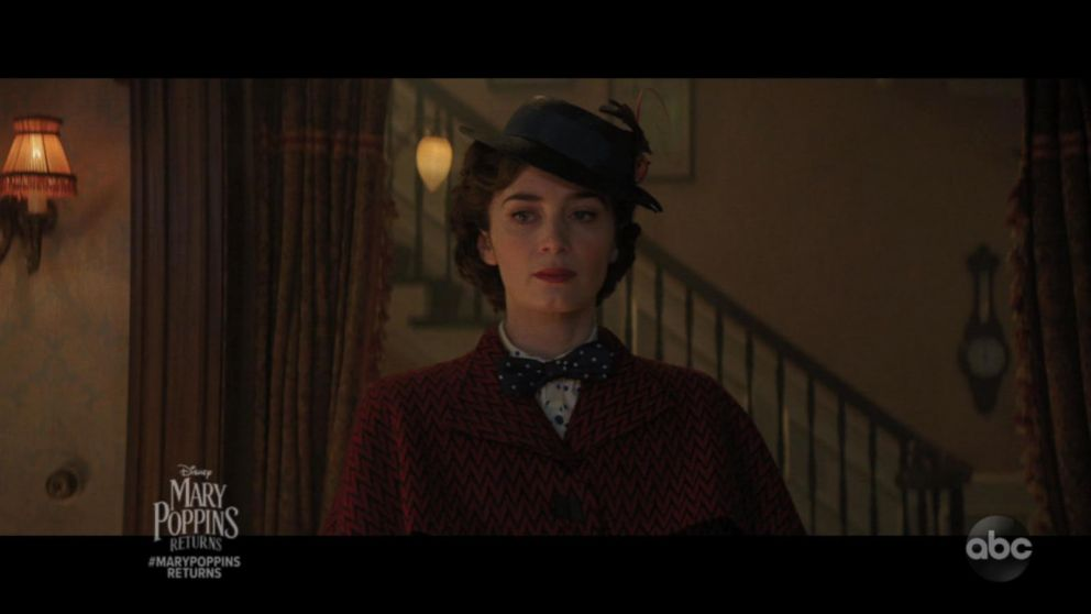 Mary Poppins Returns' star Emily Blunt felt 'a combination