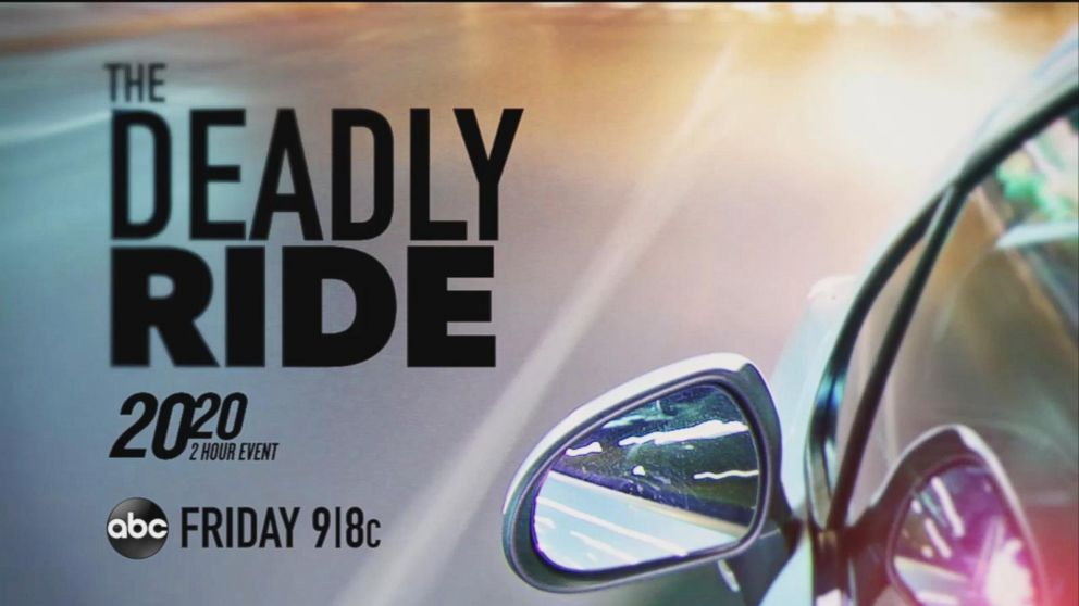 'The Deadly Ride' - a 2-Hour 2020 Event Special - Friday at 9/8c on ABC