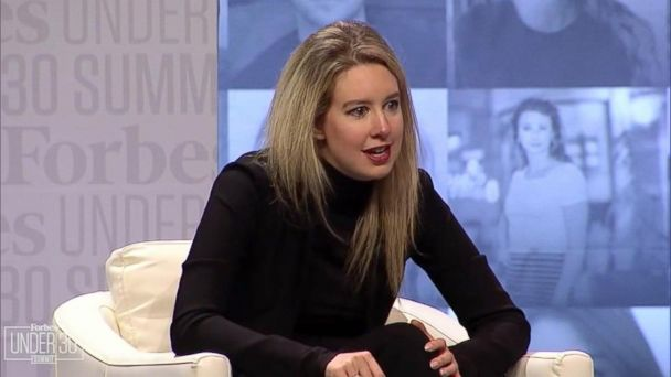 Where Elizabeth Holmes is today: Part 11