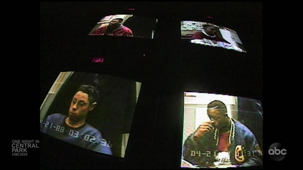 Four of 5 teens in Central Park rape case make video statements: Part 4