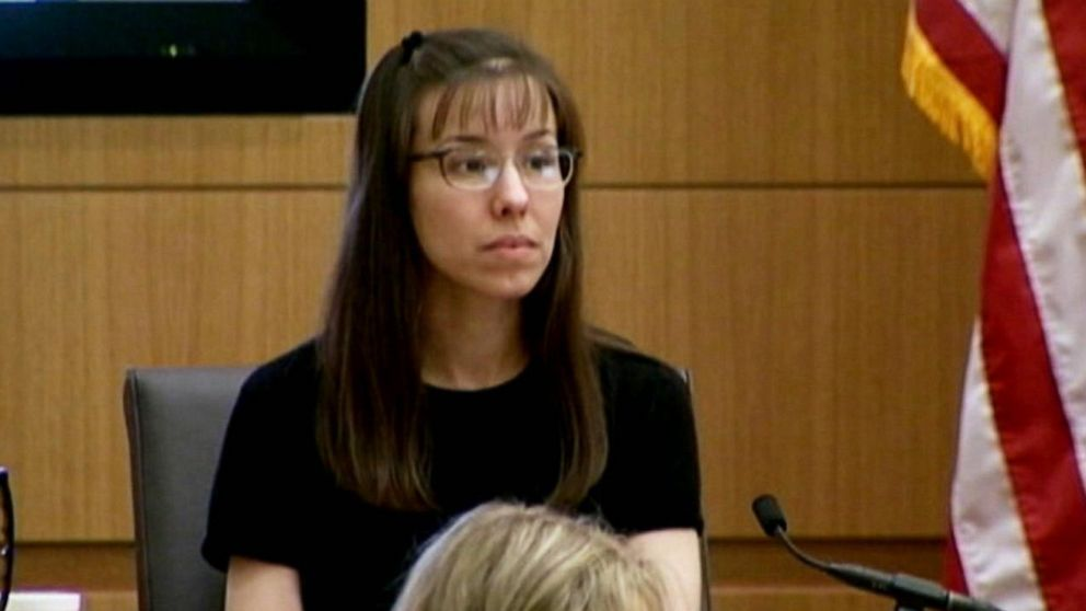 Jodi Arias says Travis Alexander was abusive, says she acted in self-defense: Part 10