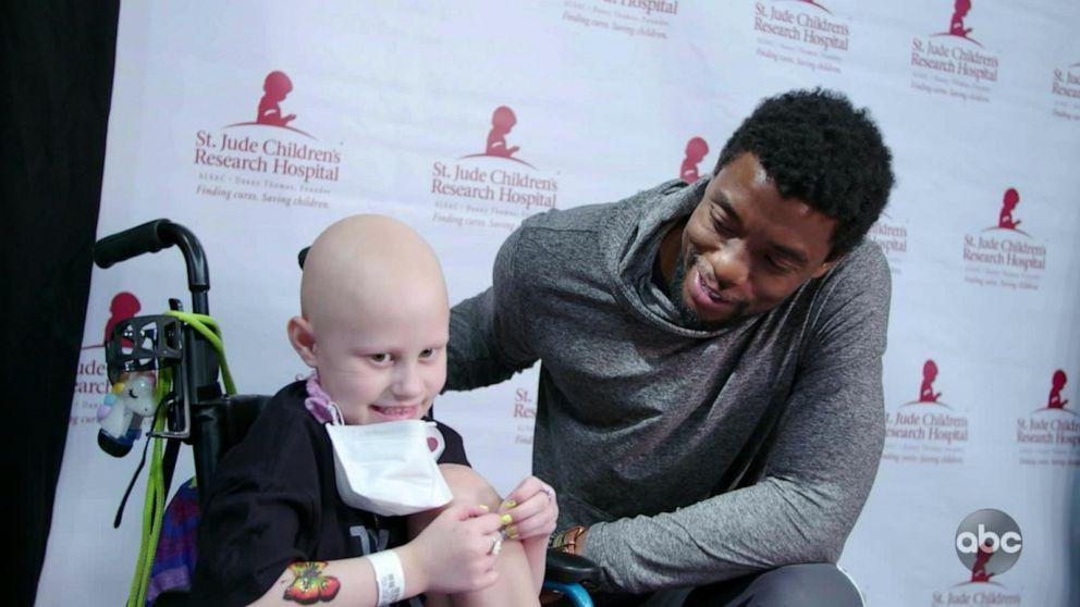 Chadwick Boseman S Private Struggle With Colon Cancer Part 3 Video Abc News